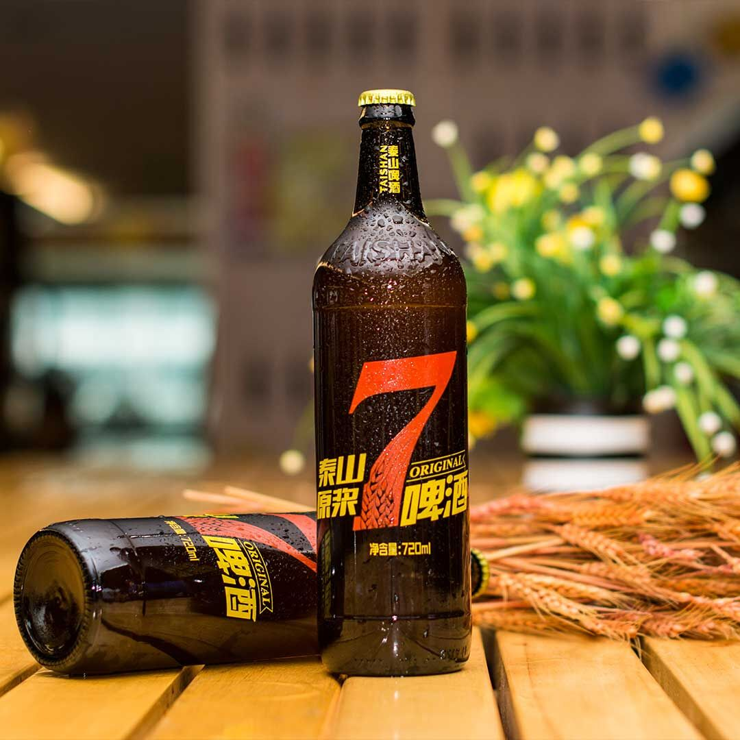 Пиво Xiaomi Taishan Puree Beer 7 Days Fresh Beer