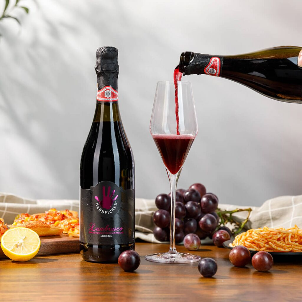 Xiaomi Handpicked Wines The First Color Lanborus Sparkling